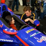 Taya Kyle Indy 500 Ambassador for PIRTEK Team Murray