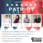 5 CITY PATRIOT TOUR TO FEATURE TAYA KYLE, LONE SURVIVOR AND MORE